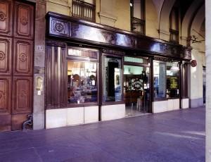 Gran Corso, esterno, Fotografia di Marco Corongi, 2001 ©Politecnico di Torino
