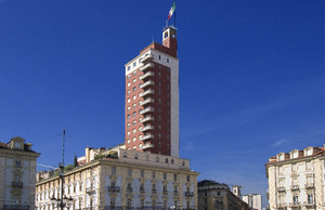 Torre, detta Littoria