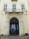 Palazzo Coardi di Carpenetto in via Maria Vittoria 26, portale. Fotografia di Paola Boccalatte, 2014. © MuseoTorino