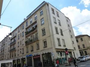 Edificio di civile abitazione in via Garibaldi 47
