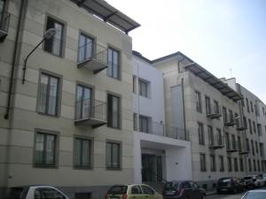 Casa di riposo RSA La Trinité Corso Amerigo Vespucci 33. Fotografia di Daniele Trivella, 2013