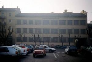 Schiapparelli farmaceutica. Fotografia di Agata Spaziante, 1997