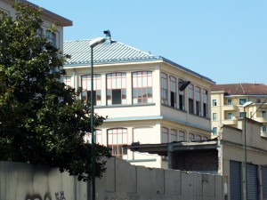 Ex stabilimento Lancia
