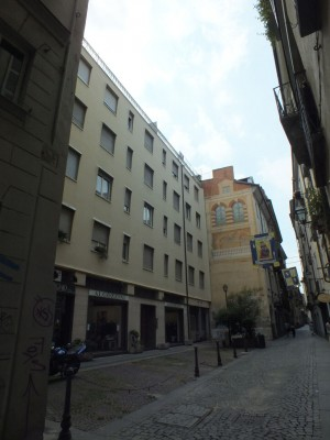 Ex sede della ditta Giuseppe Martinotti