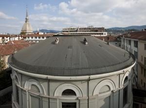 La rotonda di Talucchi. Fotografia Studio fotografico Gonella, 2014 © MuseoTorino