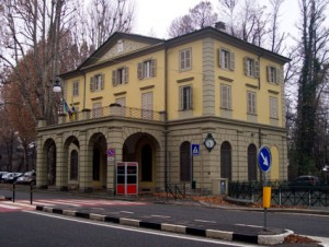 L'ufficio daziario in corso Moncalieri 80. Fotografia di Micaela Viglino, 2010