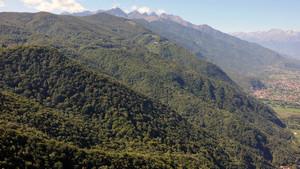 Lo sbocco della Valle di Susa e l'Anfiteatro Morenico di Rivoli-Avigliana