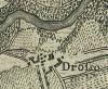 Complesso del Drosso.Stagnon, Plan de la Forêt Impêriale de Stupinis, 1750-1800, © Archivio Storico della Città di Torino