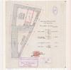 La planimetria di casa Rovey, 1910. © Archivio Storico della Città di Torino