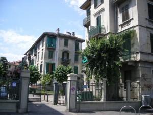 Case popolari tra corso Racconigi, corso Peschiera, via Capriolo e via Frassineto
