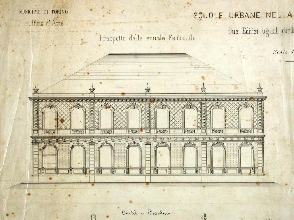 Edilizia scolastica museotorino for Costo della costruzione dell edificio