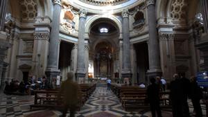 Filippo Juvarra, Basilica di Superga (interno), 1717-1731. Fotografia di Paolo Mussat Sartor e Paolo Pellion di Persano, 2010. © MuseoTorino