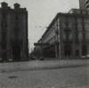 Scorcio di piazza Castello, imbocco di via Roma