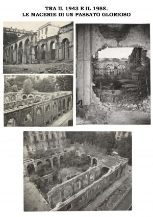1943-1958. Macerie del glorioso passato della Biblioteca civica