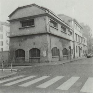 Bagni pubblici di Borgo S. Paolo