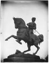 Davide Calandra, Monumento ad Amedeo di Savoia, 1902. Fotografia di Giancarlo Dall'Armi. © Archivio Storico della Città di Torino