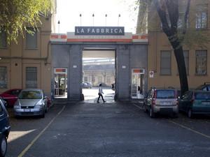 Lanificio Fratelli Piacenza di via Bologna. Fotografia di Mattia Mammoliti, dicembre 2010. © ISMEL