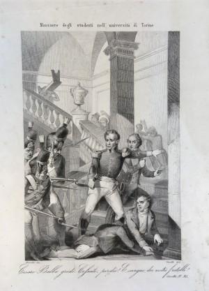 L'Università nella prima metà dell'Ottocento