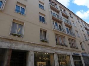 Edificio di civile abitazione in via Garibaldi, 45