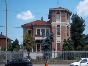 Mario Cerruti, Casa Ameglio, via Servais n. 10, 1936. Fotografia L&M, 2011.