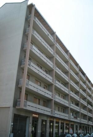 Edificio di civile abitazione Via San Marino 21. Fotografia di Daniele Trivella, 2013