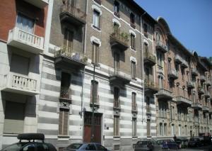 Edificio civile abitazione, officina via Aurelio Saffi 4