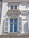 Palazzo Reale, finestra. Fotografia di Alessandro Vivanti, 2011. © MuseoTorino