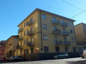 Edificio di civile abitazione in Via Morghen 12