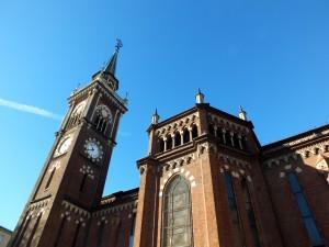 Chiesa di San Bernardino. Fotografia di Paola Boccalatte, 2014. © MuseoTorino