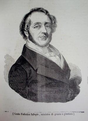 Federico Sclopis di Salerano (Torino 1798 - 1878)