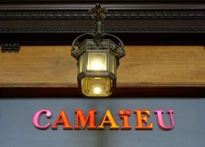 Camaïeu abbigliamento, ex confetteria Romana Succ. Bass, 2016 © Archivio Storico della Città di Torino