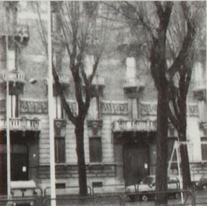 Edificio ad uso abitazione