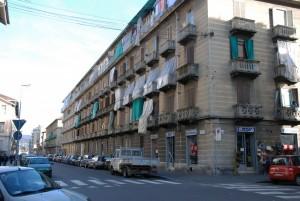 Case Grassi, via Candia – via Santhià – via Scarlatti – via Monte Rosa