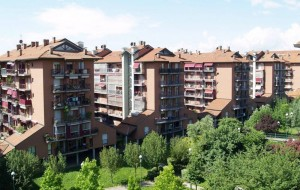 Ex Venchi Unica, edifici residenziali. Fotografia di Francesca Talamini, 2015