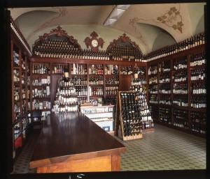 Parola, interno, 1998 © Regione Piemonte