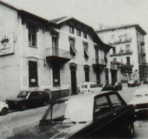 Edificio Ex Fabbrica Cioccolato Dolly Museotorino