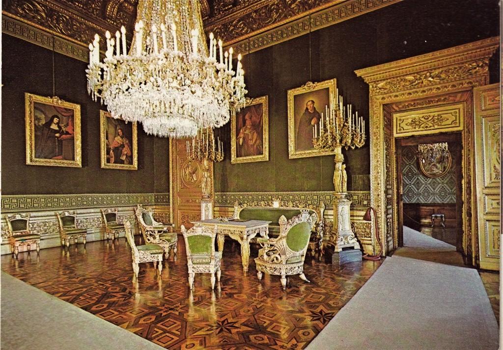 Sala del consiglio di palazzo reale museotorino for Vendita appartamenti amsterdam
