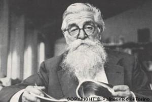 Gustavo Colonnetti (Torino 1886 - 1968)