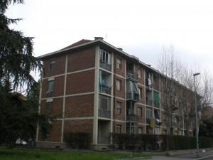 30° quartiere IACP, Lucento, corsi Cincinnato, Toscana, vie Valdellatore e Parenzo