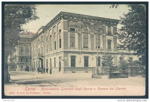 Sede della Camera del Lavoro