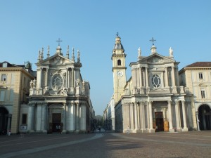 Chiese di San Carlo e Santa Cristina. Fotografia di Paola Boccalatte, 2013. © MuseoTorino