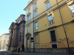 Chiesa e convento di San Michele. Fotografia di Paola Boccalatte, 2014. © MuseoTorino