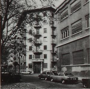 Edificio di civile abitazione - corso Peschiera 232