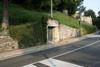Cancello dell'ottavo ingresso attualmente accesso ai locali dell'Istituto di Fisica dello Spazio Interplanetario. Fotografia di Caterina Franchini