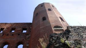 La Porta Palatina (4). Fotografia di Plinio Martelli, 2010. © MuseoTorino.