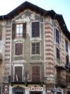 "Veduta odierna della ""casa Hänhel"": l'angolo tra via Giachino e via Gramegna. Fotografia Comitato Parco Dora, 2008"