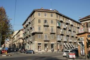 Casa di abitazione impresa Grassi corso Novara 25