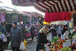 Mercato via Lanza, via Tron, viale Echirolles - Grugliasco