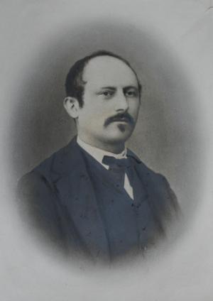 Alessandro Dorna (Asti 1825 - Sant'Ambrogio di Torino 1886)