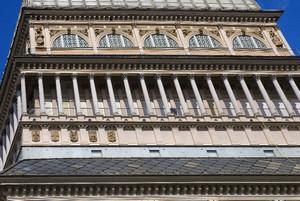 Alessandro Antonelli, Mole Antonelliana (particolare del colonnato), 1889. Fotografia di Bruna Biamino, 2010. © MuseoTorino.